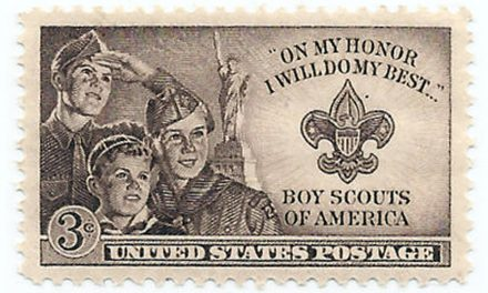 Boy Scouts Now Admitting Girls