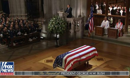 Eulogies for President George H.W. Bush