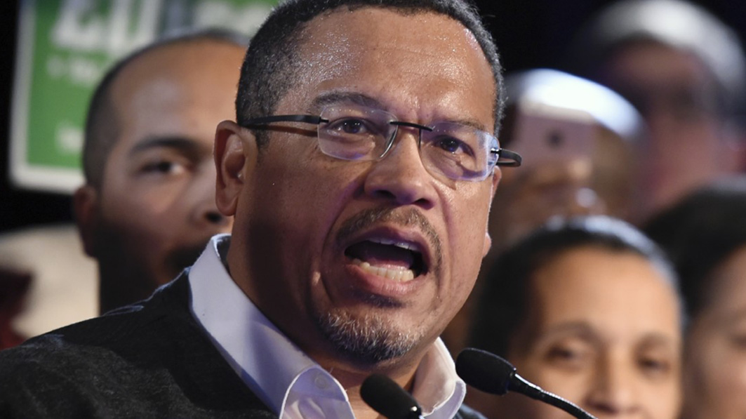 After a Massive Win for Religious Freedom, Radical Minnesota Attorney General Keith Ellison Vows a Renewed Attack on Religion