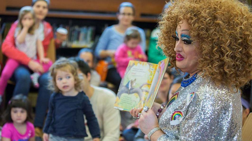 Libraries Across the Country Risk Exposing Children to Convicted Pedophiles and Prostitutes During Drag Queen Story Hour