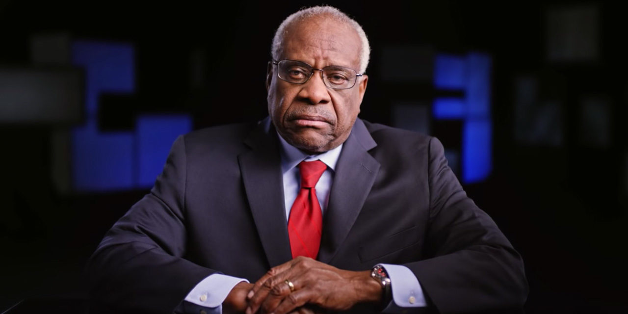 """Justice Thomas """"In His Own Words"""" – Director Michael Pack Gives Insight into New Film"""