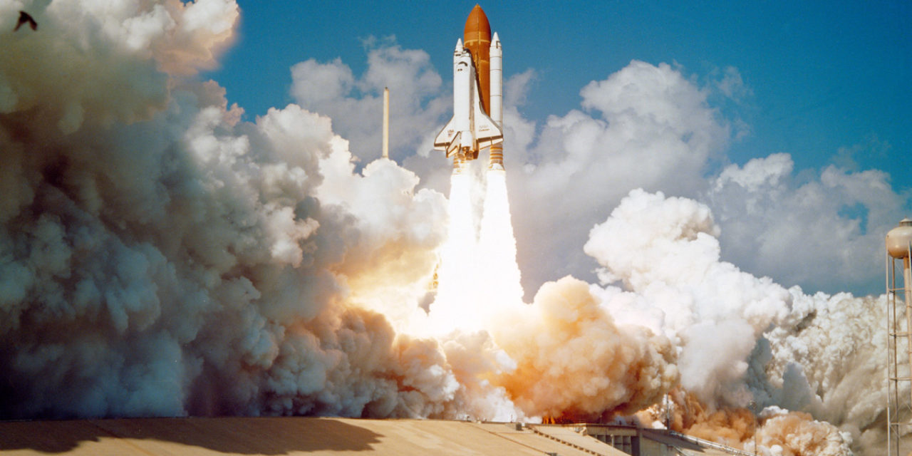 The Challenger Disaster 34 Years Later; 'To Touch the Face of God.'