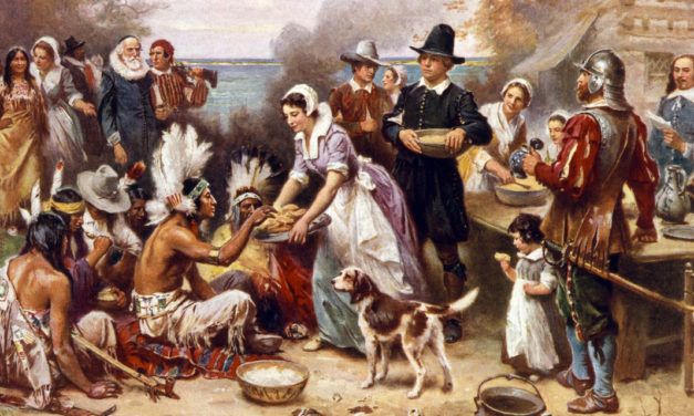Thanksgiving is a Vaccination Against Liberalism, and an Antidote to the Modern Left