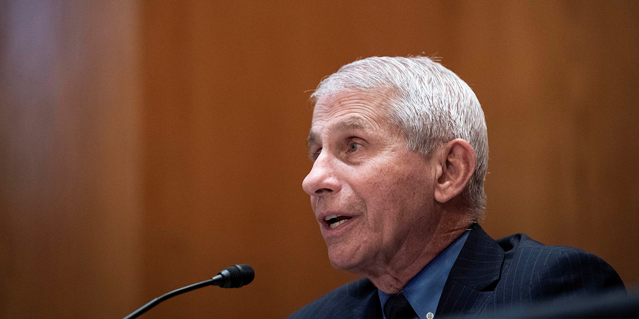 Dr. Fauci Tells Chuck Todd 'Attacks on me quite frankly are attacks on science'