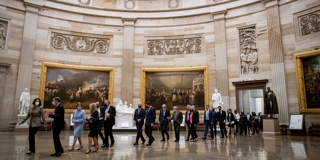 National Archives Rotunda, Where Declaration of Independence is Housed, Is Deemed 'Structurally Racist' and Should Have 'Trigger Warnings'