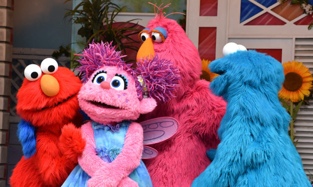 Sesame Street Introduces Homosexual Couple for 'Family Day' Episode