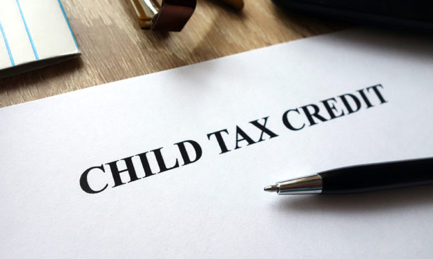 Monthly Payments of Child Tax Credits Begin