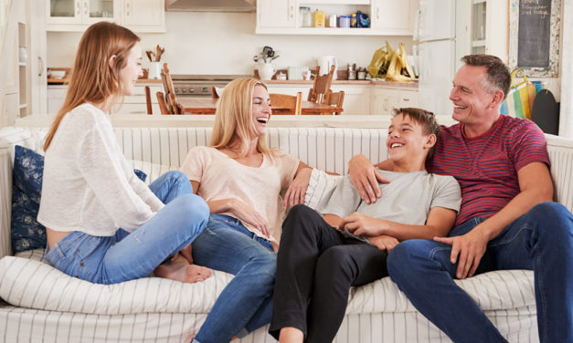 Close Family Bonds Make Teenagers More Empathetic to Their Friends, Study Finds