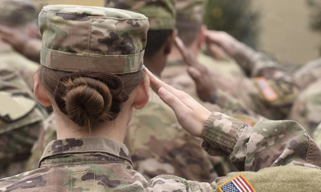 Senate Committee Approves Defense Bill that Requires Women to Register for the Draft
